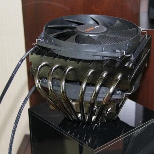 Be Quiet! exhibits two new CPU coolers