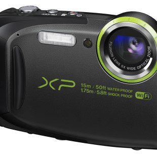 Fujifilm FinePix XP80 can survive drops and more