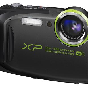 Fujifilm FinePix XP80 can survive drops and more