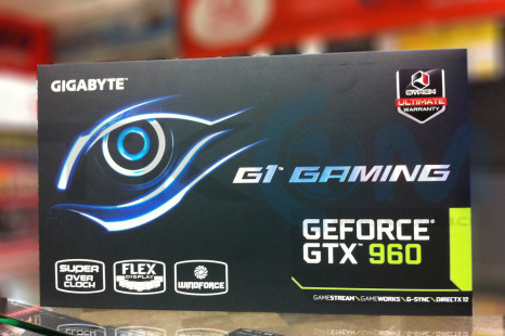 First benchmarks of GeForce GTX 960
