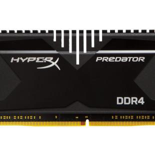 Kingston debuts HyperX DDR4 memory