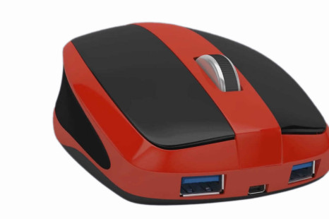 Mouse-Box is a PC inside a PC mouse