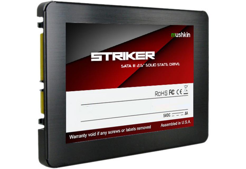 Mushkin announces STRIKER SSDs