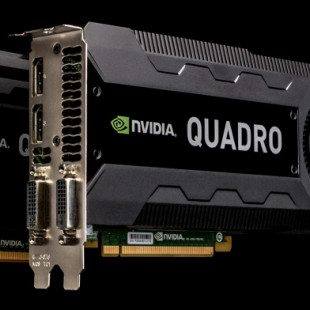NVIDIA plans new professional graphics adapter