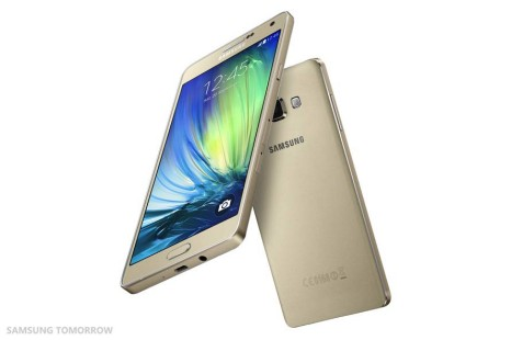 Samsung makes Galaxy A7 official