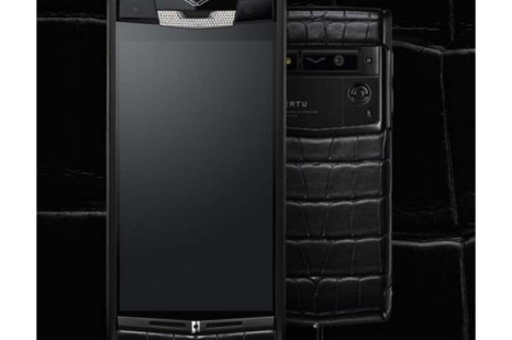 Vertu presents new ultra luxury smartphone