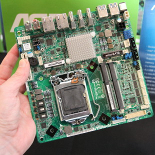 First photos of Skylake motherboard