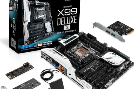 ASUS announces tons of new USB 3.1-enabled motherboards