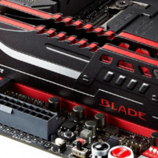 Apacer presents Blade DDR4 memory