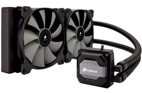 Corsair releases Hydro H110i GT liquid cooler