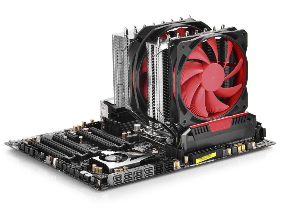 DeepCool debuts GamerStorm Assassin II CPU cooler