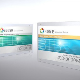 Fixstars offers highest density SSD