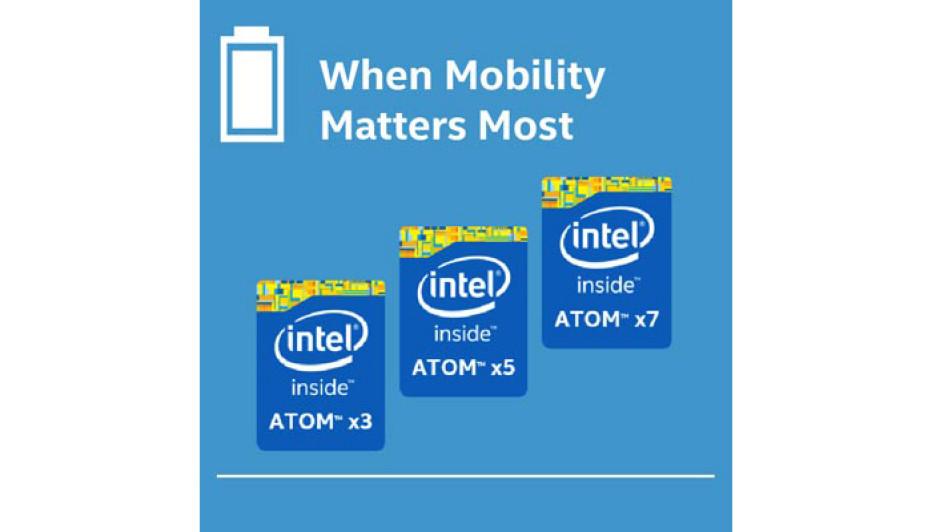 Intel presents Atom x3 chips
