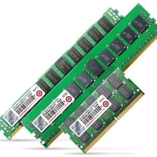 Transcend debuts value DDR4 memory