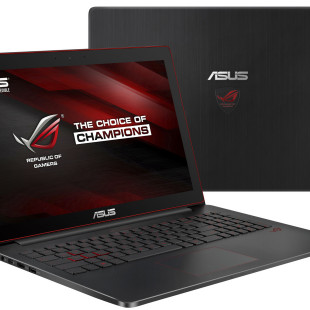 ASUS presents new gaming notebook