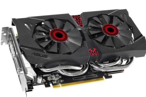 ASUS offers GTX 960 card with 4 GB memory too