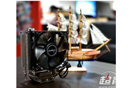 Antec debuts War Tiger A40 CPU cooler