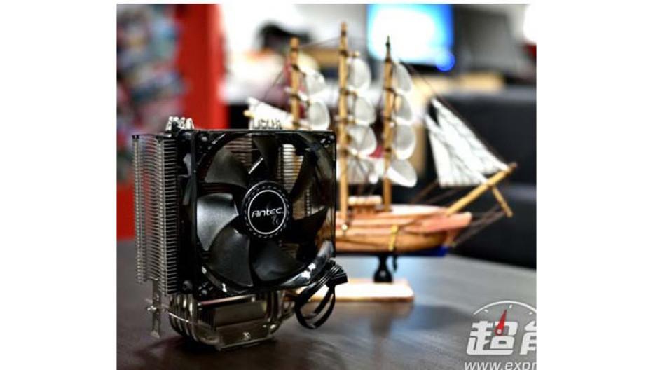 Antec debuts War Tiger A40 CPU cooler