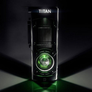 NVIDIA exhibits the GeForce GTX TITAN-X