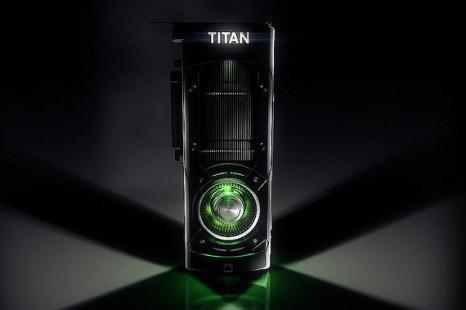 NVIDIA exhibits the GeForce GTX TITAN-X