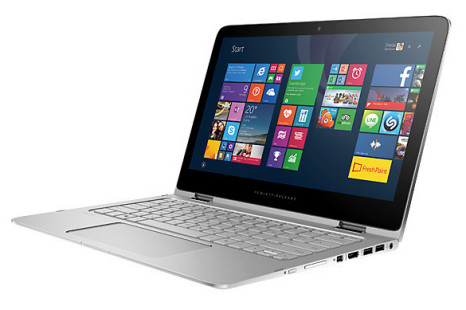 HP intros the Spectre x360 convertible PC