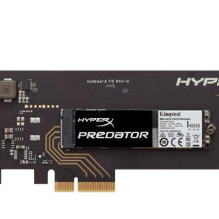Kingston starts sales of PCIe HyperX Predator SSDs