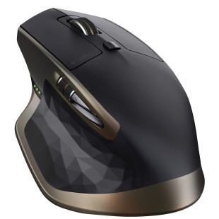 Logitech exhibits new wireless mouse