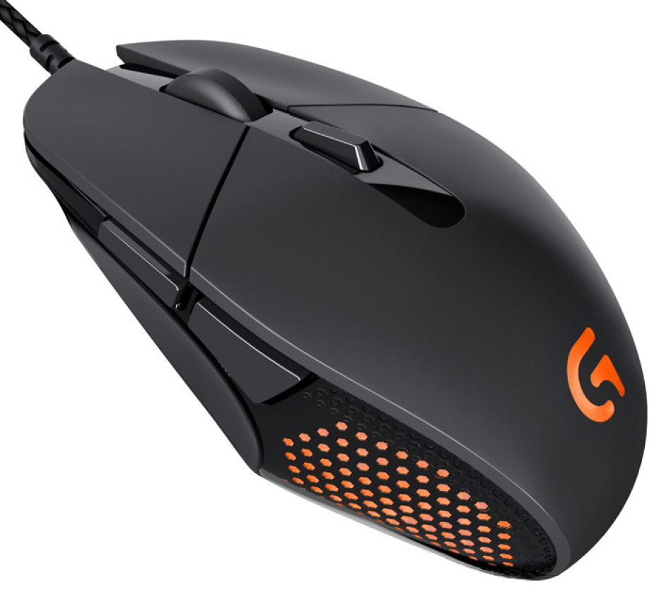 Logitech presents new gaming mouse