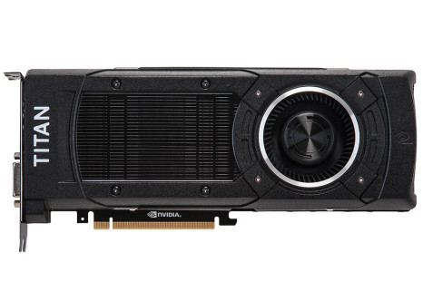 NVIDIA releases the GeForce GTX Titan X