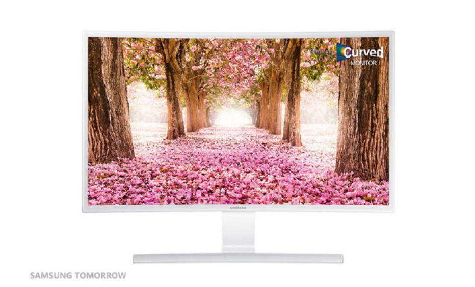 Samsung adds several more curved monitors