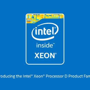 Intel presents Xeon D processors