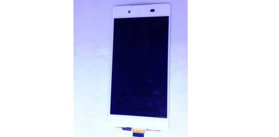 First pics of Sony's Xperia Z4