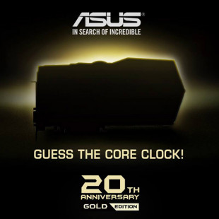 ASUS plans GeForce GTX 980 Gold Edition