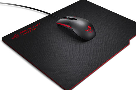 ASUS debuts new ROG mouse and mouse pad