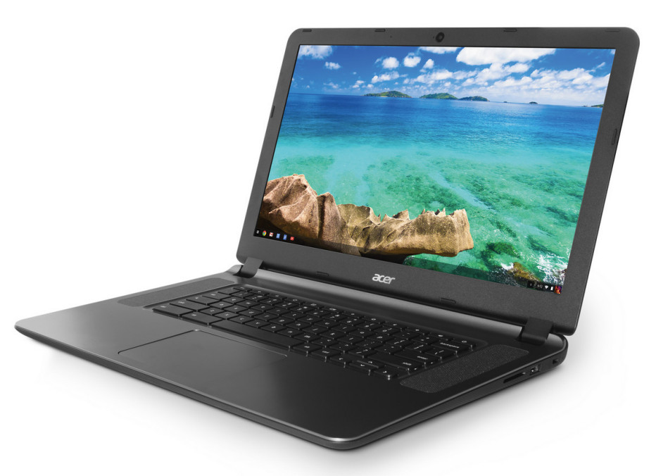 Acer presents new budget-oriented Chromebook