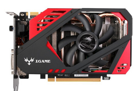 Colorful has small-sized GeForce GTX 960 card