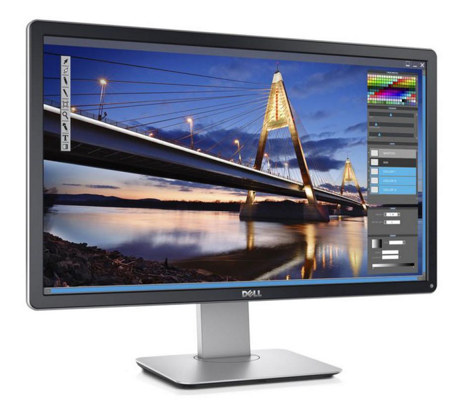 Dell exhibits P2416D monitor