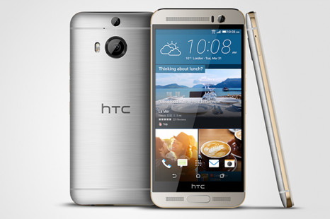 HTC debuts the One M9+ smartphone