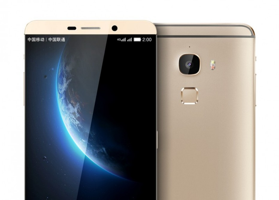 The LeTV One Max smartphone might be today's most powerful