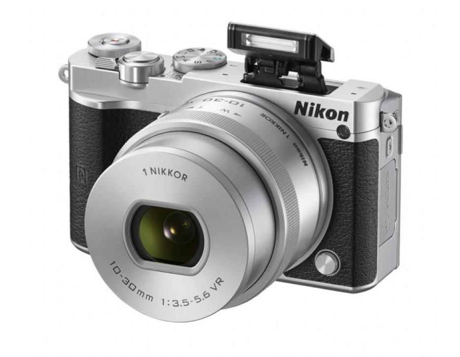 Nikon launches Nikon 1 J5 mirrorless camera