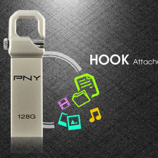 PNY offers the Hook Attaché USB flash drive