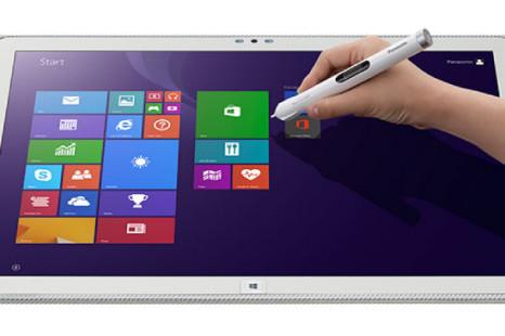Panasonic updates Toughpad 4K tablet computer