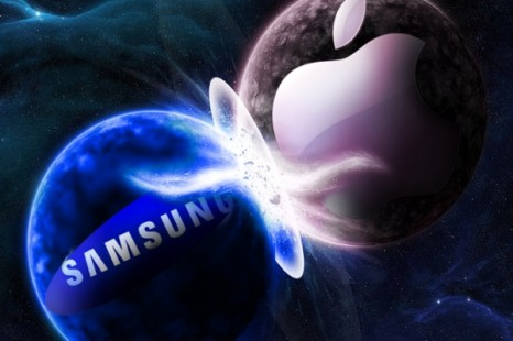 It's Heating Up: The Never-Ending Samsung & Apple Rivalry