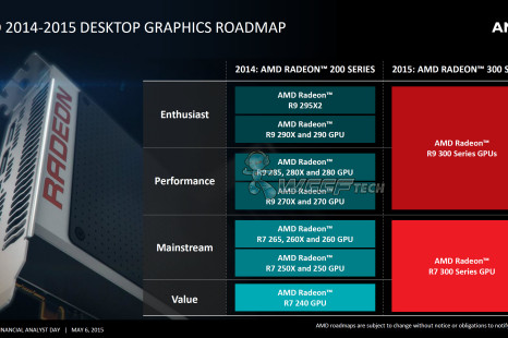 AMD to update all its graphics cards this year