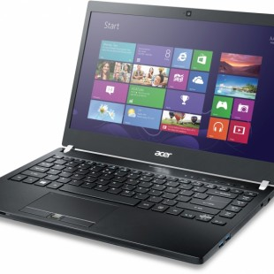 Acer updates its TravelMate P654 with Broadwell chips