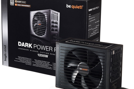 Be quiet! releases Dark Power Pro 11 PSU line
