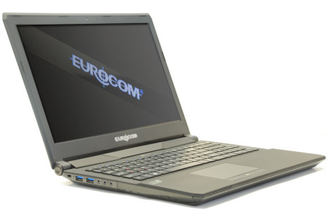 Eurocom releases the high-end ultra portable Shark 4 notebook