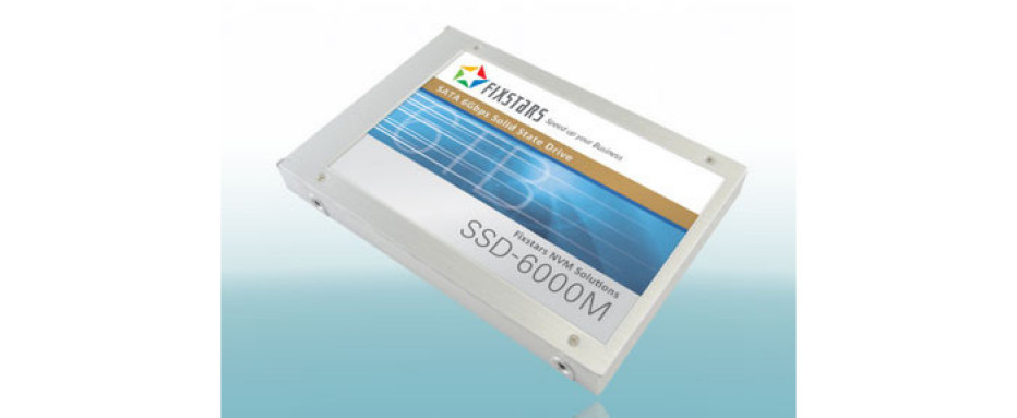 Fixstars presents world's highest capacity SSD