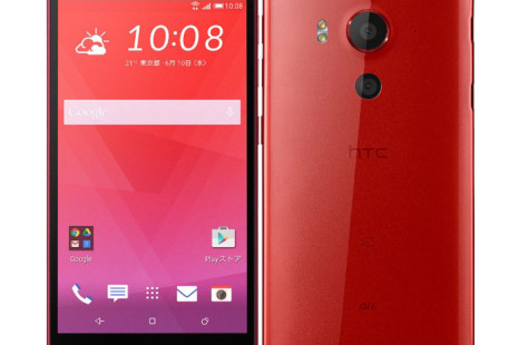 HTC updates its J Butterfly smartphone