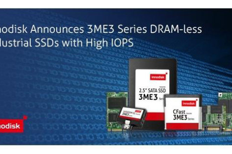 Innodisk introduces DRAM-less SSDs